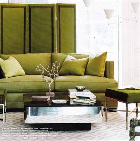 Green And Gray Living Room Contemporary Living Room Green Sofas Living Rooms