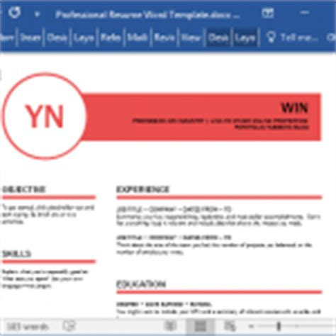 Cv Polished Resume Templates