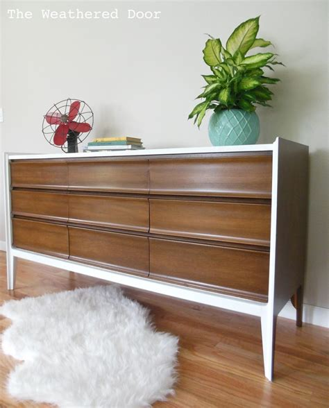 view gallery of stylish dresser mid century modern dressers get custom diy makeovers