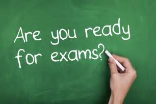 Parents are you ready for exam time