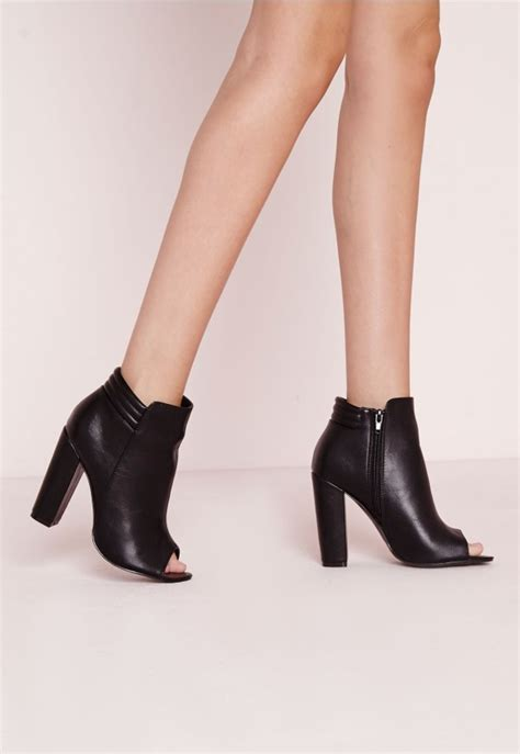 peep toe ankle boots the cutest the prettiest carey