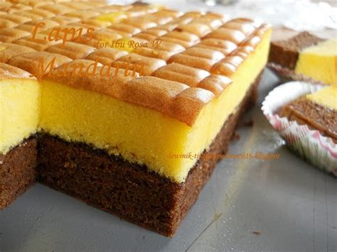 cara membuat roti goreng ala surabaya dn tir ibumamah dewinik kue lapis mandarin lapis malang