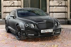 Out Bentley Bentley Continental Gt Tuning Car Tuning Part 2