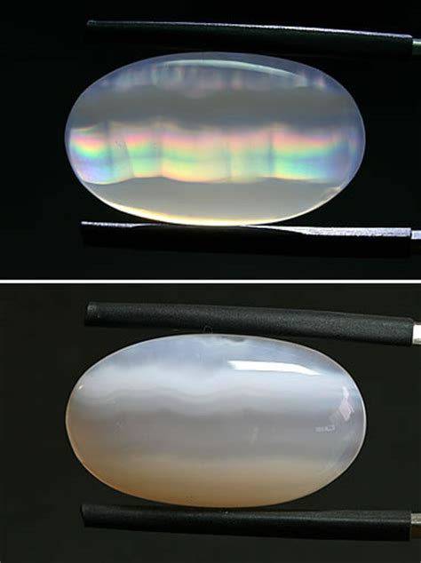 Iris Agate iris agate a rainbow of color in a