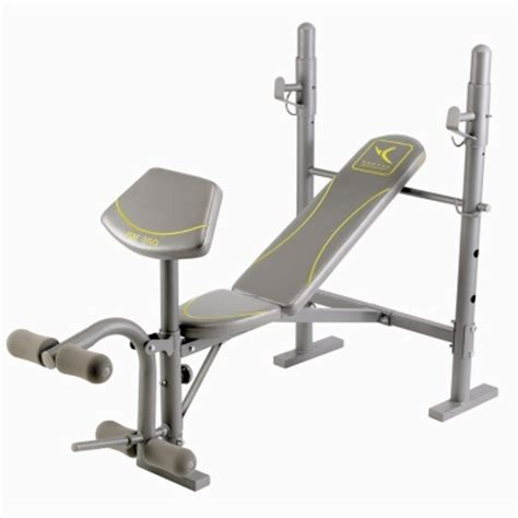 Banc Musculation Domyos Bm 160 by La Palestra A Casa Time Is What You Make Of It