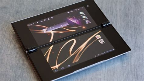 Sony Tablet P Indonesia sony tablet p as 237 era la tablet plegable que lanz 243 sony en 2011