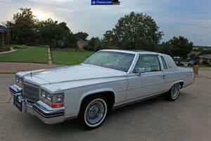 85 Cadillac Coupe Fleetwood Brougham Deelegance Coupe Matt Garrett