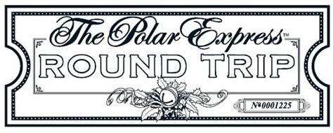 polar express coloring pages pdf printable polar express tickets freepsychiclovereadings com
