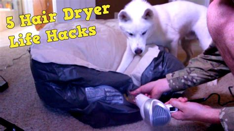Hair Dryer Hacks dryer dryer 5 hair dryer