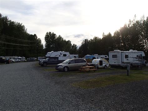 ship creek anchorage ship creek rv park cground anchorage