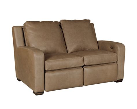 american leather reclining sofa classic leather salon power reclining loveseat 11207