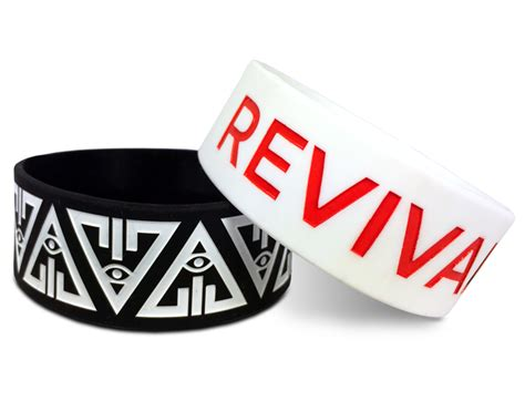 custom rubber sts cheap personalized rubber bracelets made quickly on the cheap