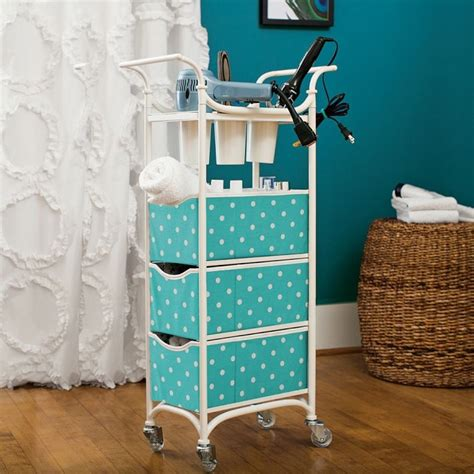 bathroom storage cart bathroom storage cart bathroom