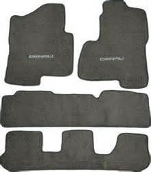Gmc Carpet Floor Mats Gmc Yukon Xl Denali 2nd Row Bench Seat