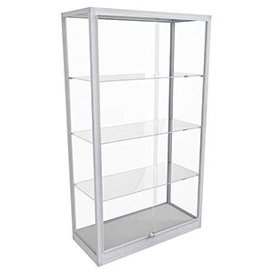 glass display cabinet australia upright display cabinets buy online showfront