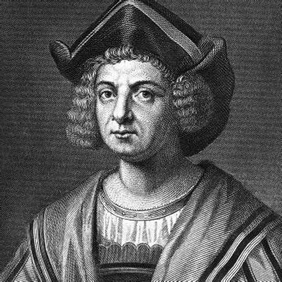 christopher columbus brief biography a brief history of the age of exploration