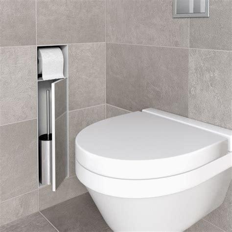 bidet verstecken ess easy drain container t roll einbau unterputz wc