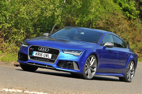 audi rs7 for sale uk 2016 audi rs7 performance review review autocar