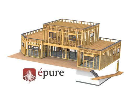maison structure bois myqto