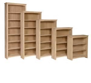 32 Wide Bookcase 32 Shaker Bookcase