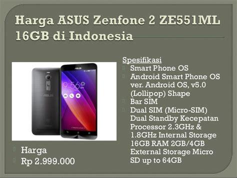 Hp Asus Lolipop Terbaru daftar harga hp asus zefone terbaru
