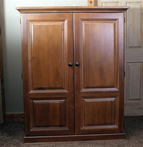 hooker tv armoire tv armoire by hooker furniture ebth