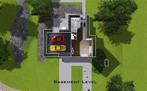Twilight Cullen House Floor Plan by Mod The Sims Twilight The Cullen Home