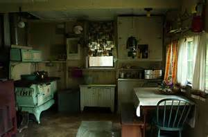 small cabin interior flickr photo