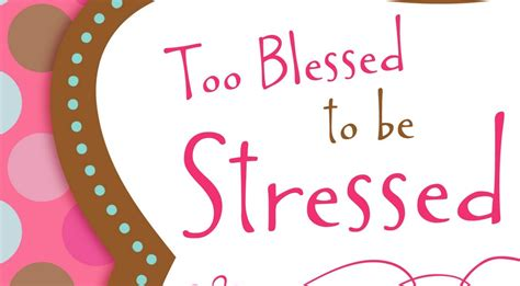 blessed to be stressed how to find while raising small children books a with a blessed to be stressed by dabora m