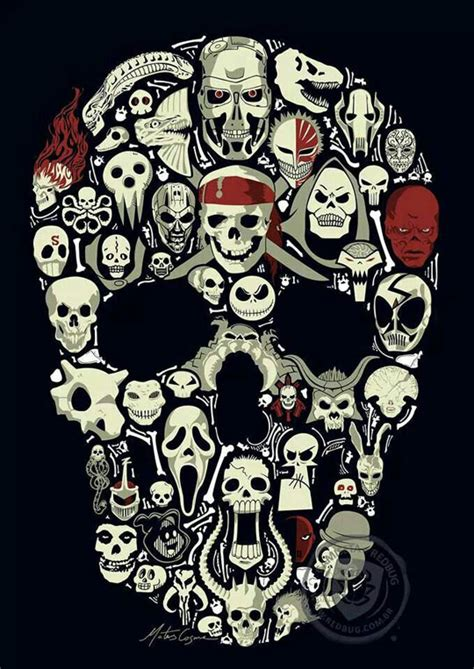 name all the skulls the meta picture