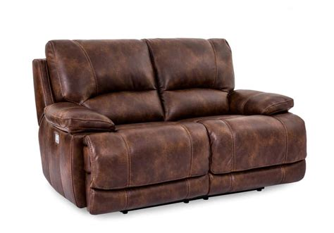 berkshire recliner berkshire banner pecan power reclining sofa set