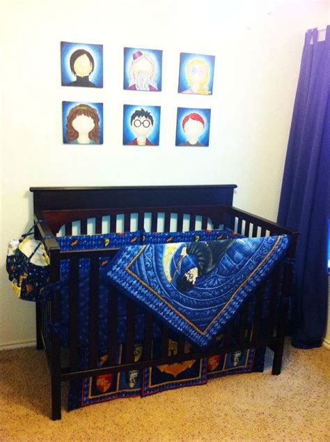harry potter crib bedding 124 best images about harry potter nursery ideas on