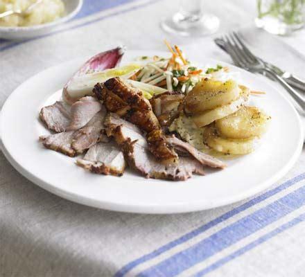 bbc food recipes slow roast shoulder of pork with slow roast shoulder of pork bbc good food