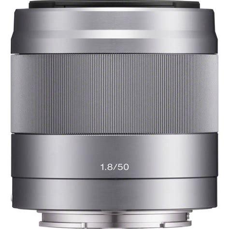 Sony Lens Sel 50mm F1 8 Black sony e 50mm f1 8 oss lens sel50f18 black lazada malaysia