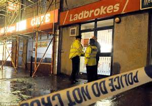 Shop Cops Style Criminals Take The Fall Second City Style Fashion by Ladbrokes Robbery Gunman Alan Levers Died While Wearing