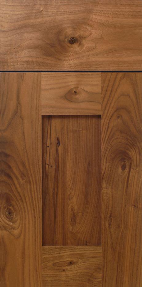 Rustic Kitchen Cabinet Doors by Rustic Walnut Shaker Cabinet Door Design With Stiles And