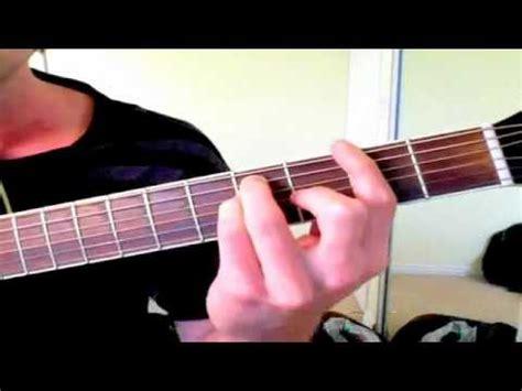 guitar tutorial under the bridge part 1 intro quot under the bridge quot red hot chili peppers