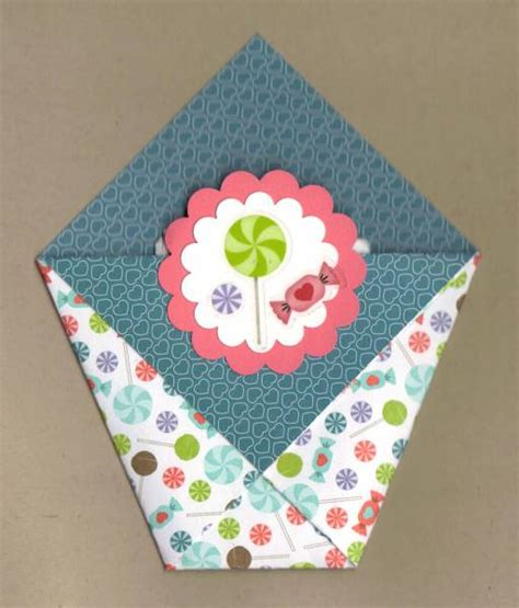 Diaper Gift Card - diaper fold gift card holder by penny strawberry at splitcoaststers