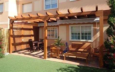planos de cobertizos gratis pergolas de madera p 233 rgolas pergolas de madera madera
