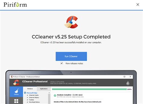 ccleaner release notes tools for windows optimization 969forever