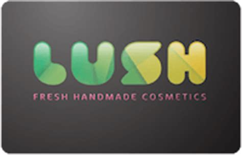 Lush Gift Card Balance - buy lush cosmetics gift cards discounts up to 35 cardcash