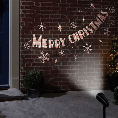 merry christmas projection merry led image projector