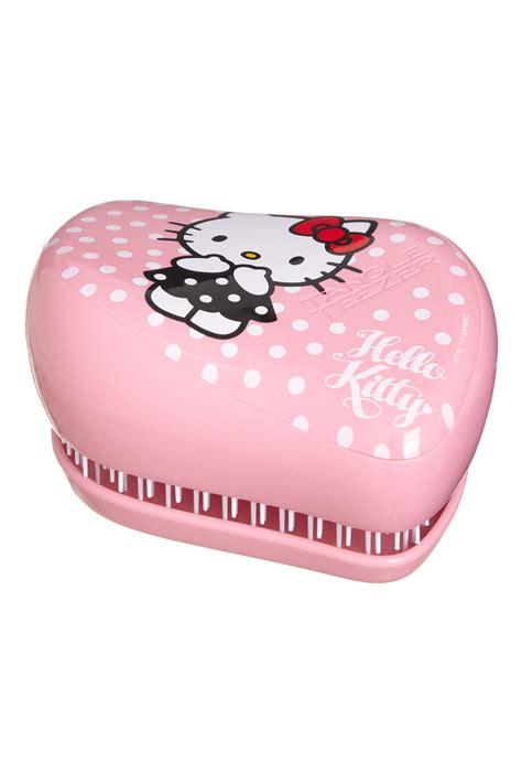 Tangle Teezer X Hello Pink Polkadot tangle teezer and hello team up