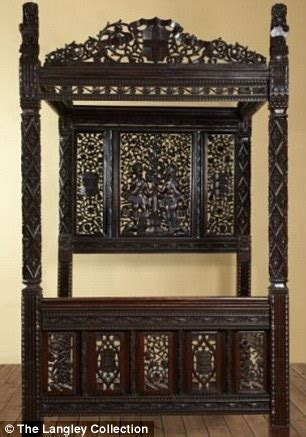Gothic Revival House Henry Vii S Four Poster Bed Dumped In Chester Car Park And