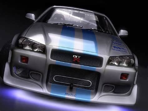 nissan skyline fast and furious 1 nissan skyline gtr r34 2 fast 2 furious