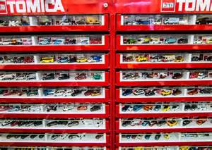 Shelves Cabinets Tomica The Little Car In Our Hand