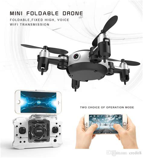 Drone Kamera Mini Fpv Drone Mini Drohne Mit Hd Kamera Quadcopter Smartphone Steuerung Innovationen Lifestyle