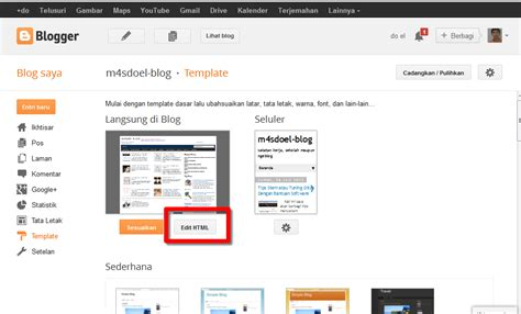 membuat blogspot cara membuat widget archive dengan scroll di blog