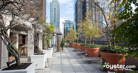 Rooftop Garden Design by Hudson Hotel New York City Oyster Com Review Amp Photos