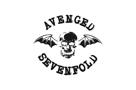 Avenged Sevenfold Logo 04 avenged sevenfold logo logo